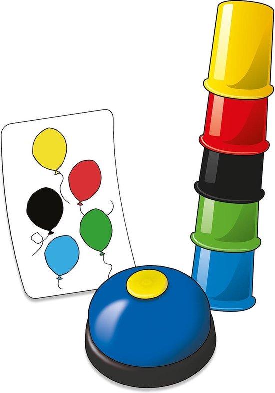 Thumbnail van een extra afbeelding van het spel Stapelgekke Speedcups - 6 spelers -spel