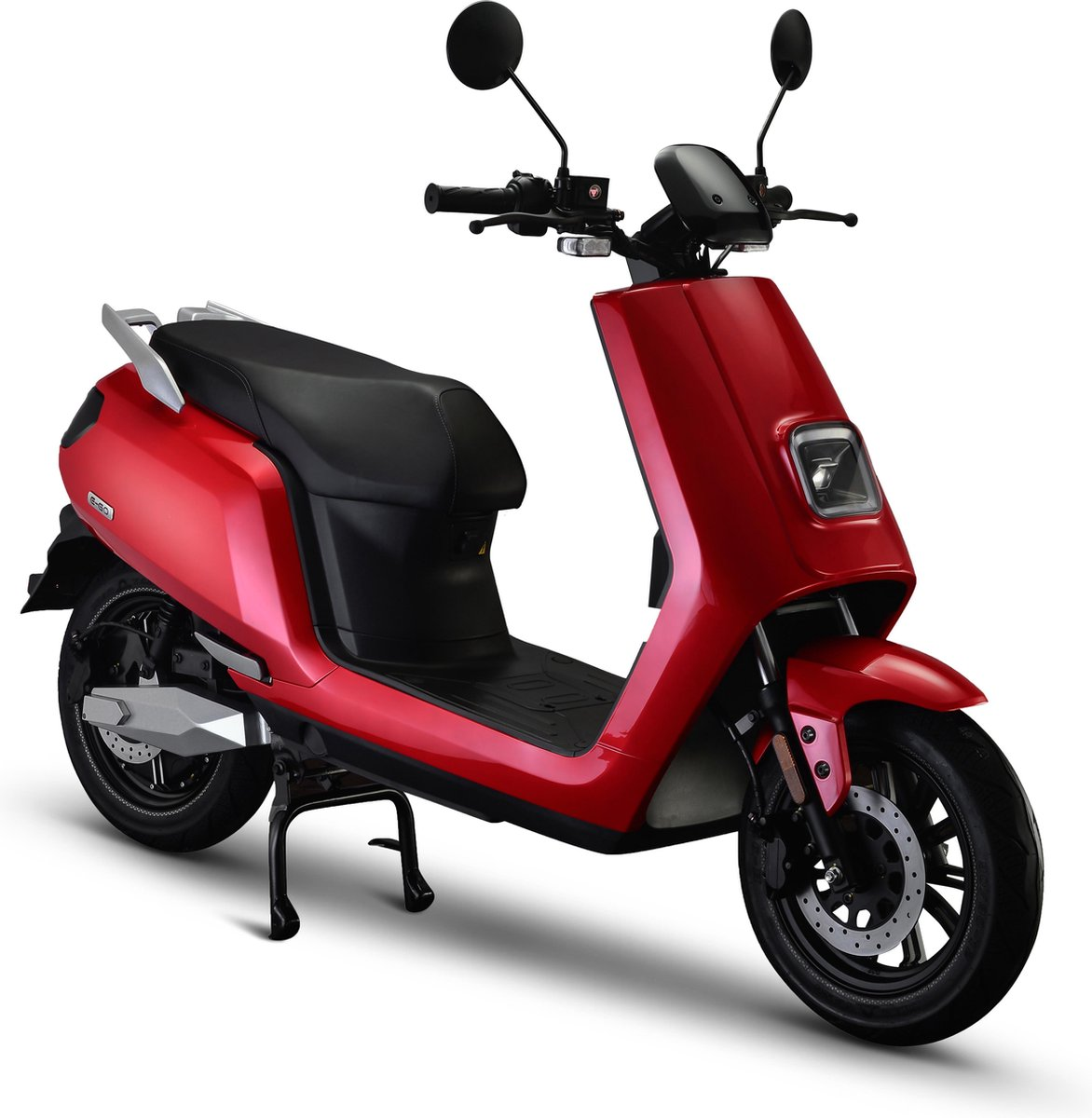 IVA E-GO S5 Elektrische Scooter Rood