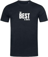 Stedman T-shirt Voetbal |  THE 'George' Best James | STE9200 Heren T-shirt Maat S