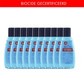 Herome Direct Desinfect Handgel -6x75ml- Desinfecterende Handgel met 80% Alcohol