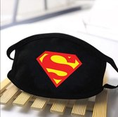 Wasbare COVID-19 mondkapjes Comic superman