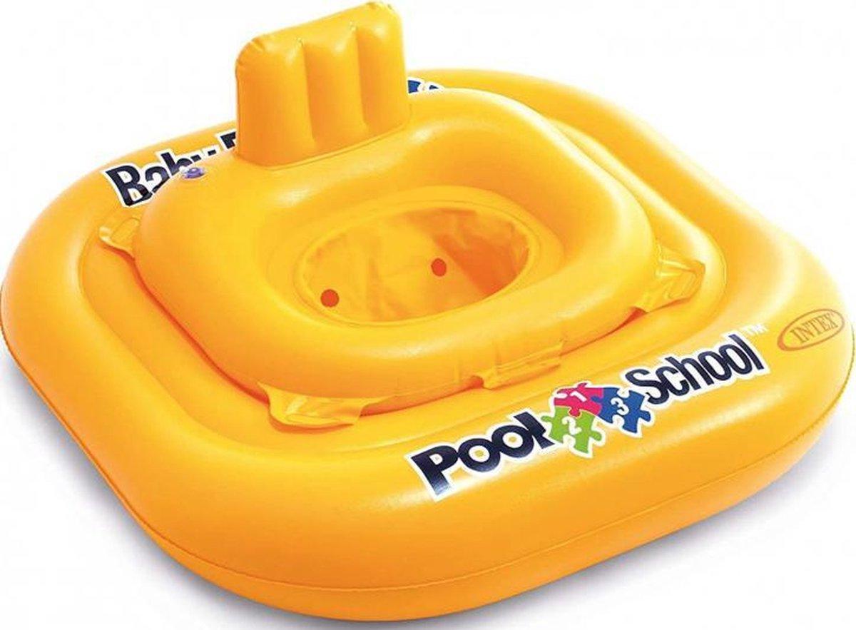 baby zwemband - Drijfband voor baby - Zwemring - Zwemband - Waterpret - Zwembad accessoires - Waterpret - zwembad - baby - zwemmen - float - babyfloat - zwemtrainer - zwemstoel - baby