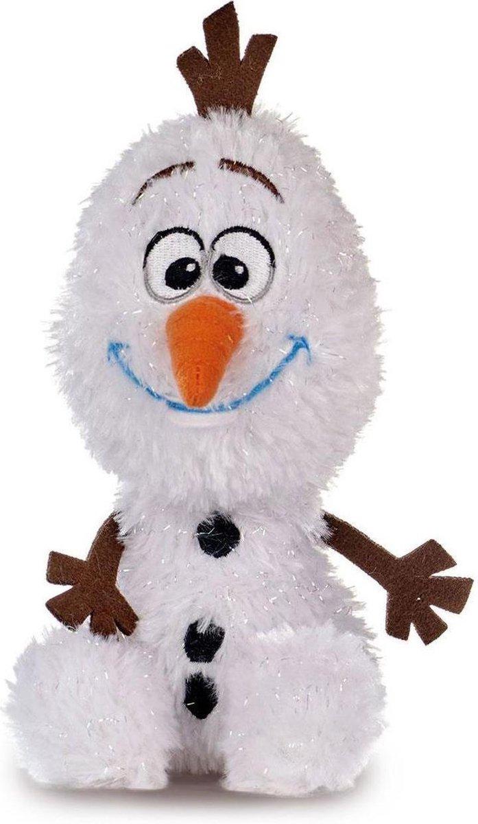Frozen Olaf knuffel 20 cm groot - Super zachte knuffel - Olaf de sneeuwpop