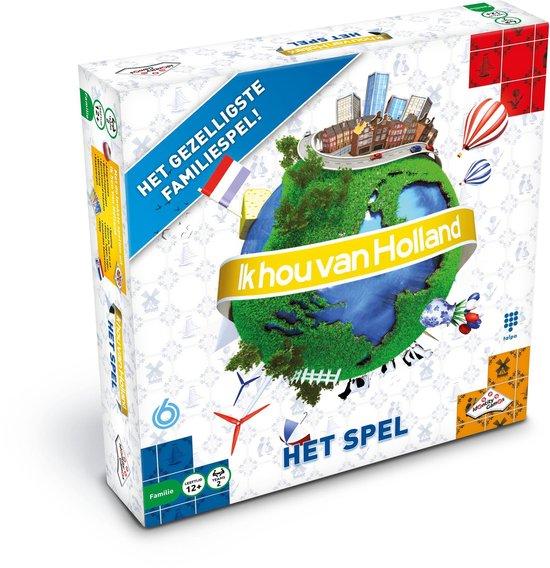 Ik hou van Holland Bordspel 2021 editie