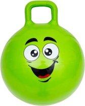 Skippybal - Speelgoed - Kinderen - 45 cm - GROEN met Rheme Liniaal