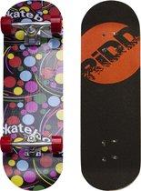 RiDD - skateboard - gekleurde ballen - 70cm