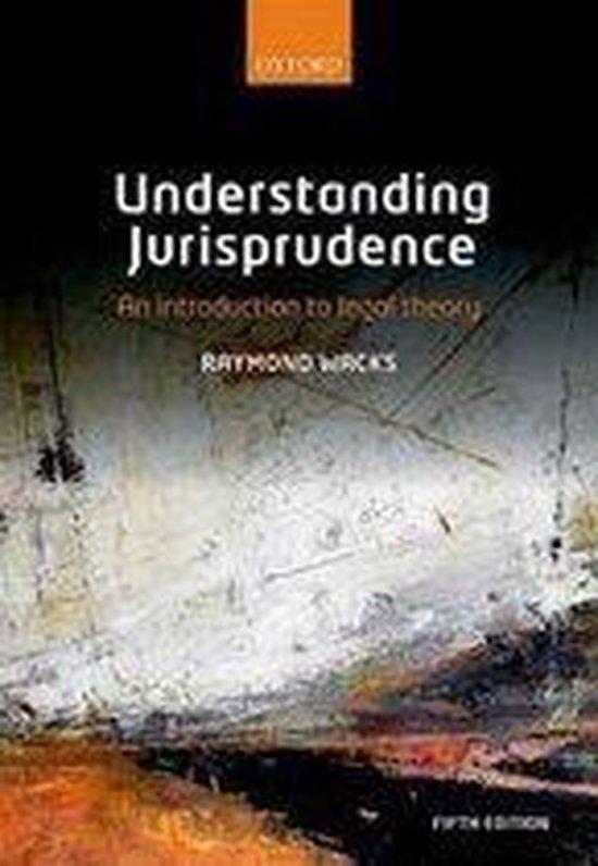 Boek cover Understanding Jurisprudence van Raymond Wacks (Paperback)
