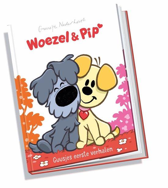 Boek cover Woezel & Pip - Woezel & Pip - Guusjes eerste verhalen van Guusje Nederhorst (Hardcover)