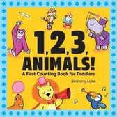 1, 2, 3, Animals!