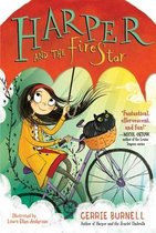 Harper and the Fire Star, Volume 4