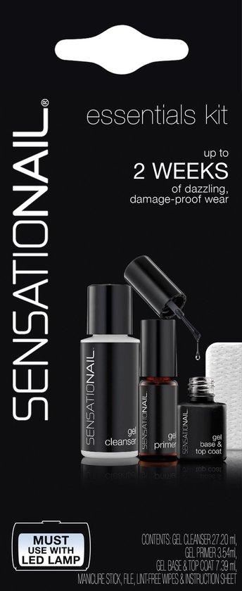 Sensationail Essential Kit - Gel nagellak