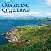 Coastline of Ireland - Irlands Küsten 2021 - 18-Monatskalend