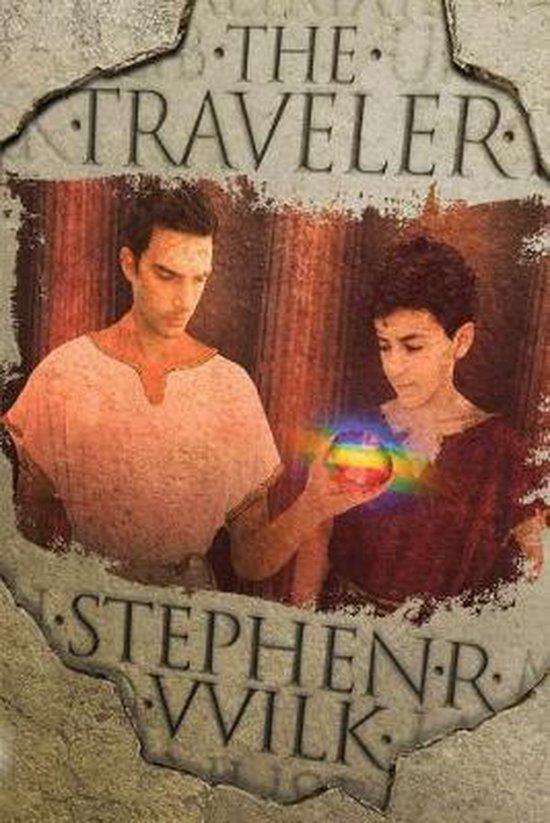 Boek cover The Traveler van Stephen R. Wilk (Paperback)