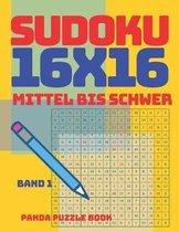 Sudoku 16x16 - Mittel Bis Schwer - Band 1