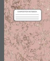 Composition Notebook: College Ruled Line Paper for teen or adult notebooks and composition books