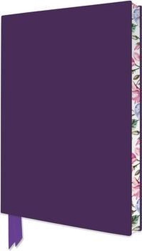Purple Artisan Pocket Journal (Flame Tree Journals)