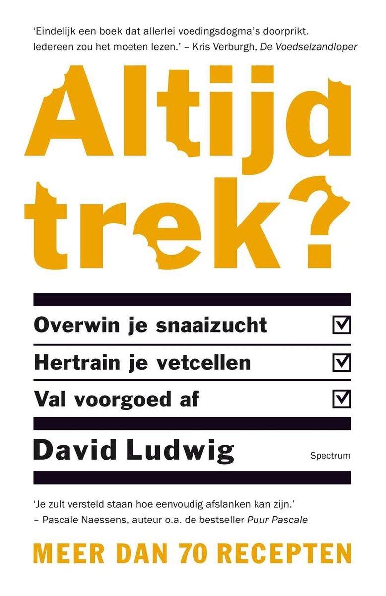 Altijd trek? - David Ludwig