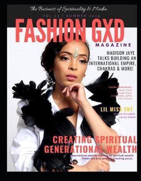 Fashion Gxd Magazine Summer 2019: Summer 2019 Madison Jaye