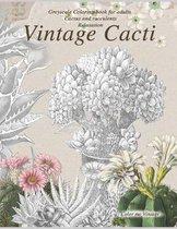 Vintage Cacti