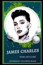 James Charles Legendary Coloring Book