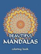 Beautiful Mandalas Coloring Book