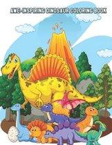 Awe-Inspiring Dinosaur Coloring Book