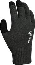 Nike Handschoenen - Maat L/XL  - Unisex - donker grjs,zwart