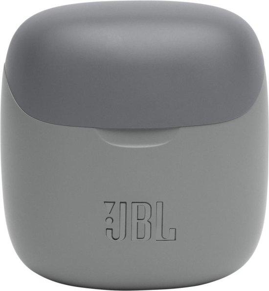 JBL TUNE 225TWS Grijs - Volledige draadloze oordopjes