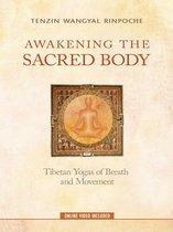 Omslag Awakening the Sacred Body