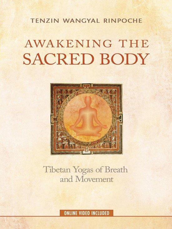 Omslag van Awakening the Sacred Body