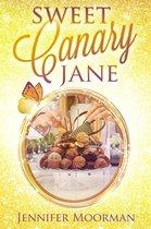 Omslag Sweet Canary Jane