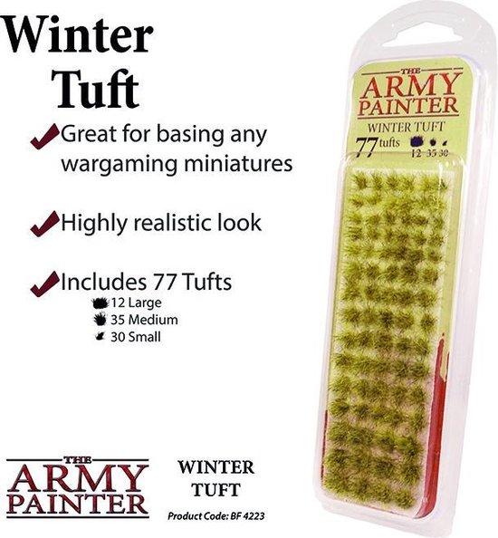 Afbeelding van het spel The Army Painter Tufts - Winter