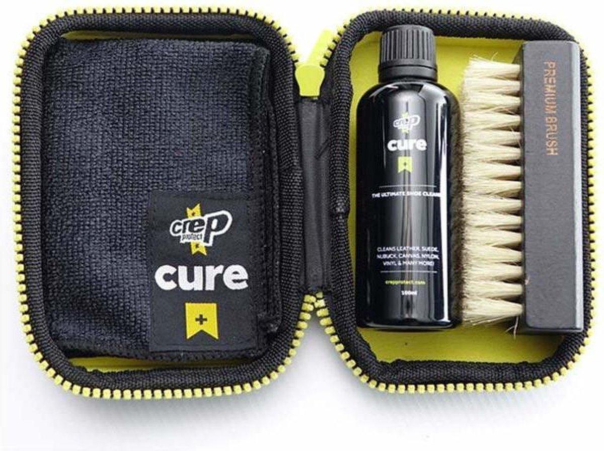 Crep Protect 'The Cure Set' - Schoonmaakmiddel voor schoenen