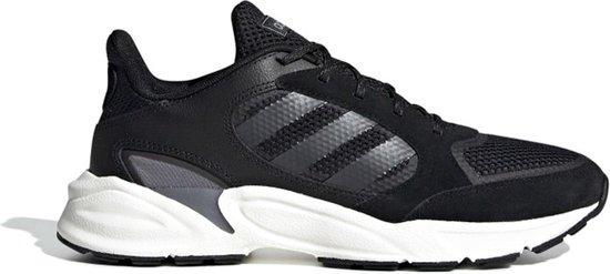 Zwarte adidas 90s Valasion Sneakers Dames 42,5