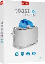 Roxio Toast 18 Titanium - Engels - Mac