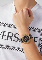 versace Sport Tech  - VELT001 19 - Unisex - Horloge - Zwart - 40 MM