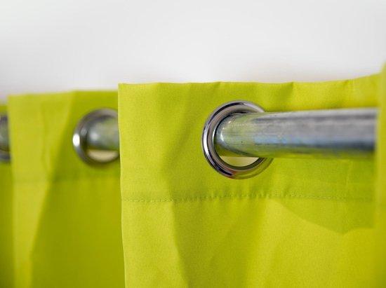 Kant en Klaar Gordijn Groen - 140cm x 260cm