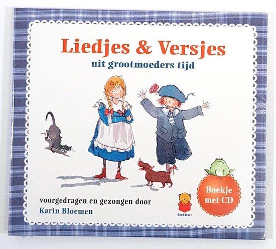 Liedjes en Versjes uit Grootmoederstijd/ boekstart (luisterboek)