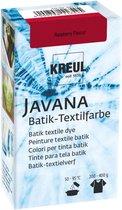 Javana Framboosrode Batik Textile Dye - 70ml tie dye verf