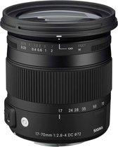 Sigma 17-70mm F2.8-4 DC Macro OS HSM - Geschikt voor Nikon