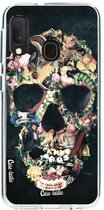 Samsung Galaxy A20e hoesje Vintage Skull Casetastic Smartphone Hoesje softcover case