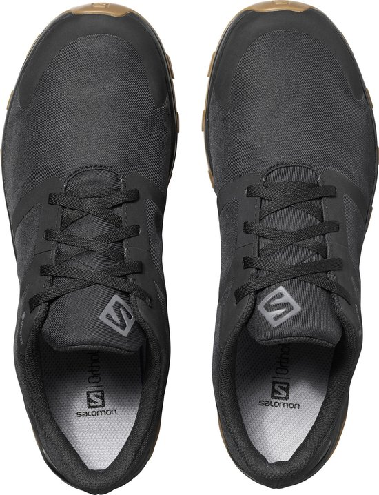 bol.com | Salomon Outbound Gtx Wandelschoenen Heren - Black ...