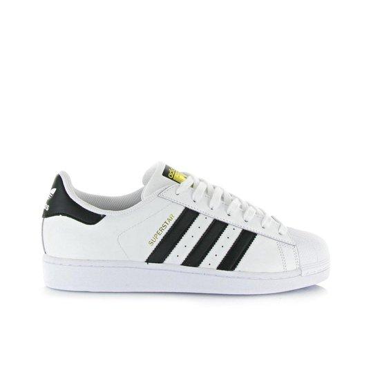 adidas Superstar Heren Sneakers - Ftwr White/Core Black - Maat 41 1/3