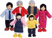Hape Happy Familie Aziaat