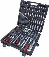"""KS Tools Dopsleutel set 1/4"""" + 3/8"""" + 1/2"""" 216-delig 917.0216"""