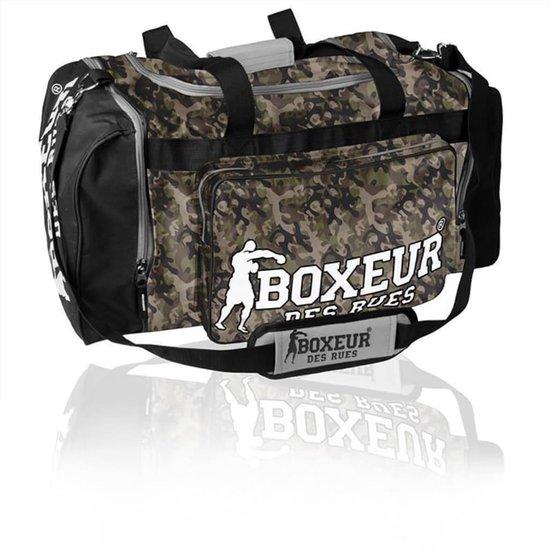 BOXEUR DES RUES Gym Bag With Adjustable Shoulder Strap Unisex