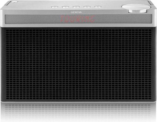 GENEVA Touring/L FM/DAB+ & Bluetooth radio - zwart