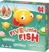 Five Little Fish Kinderspel Visjes vangen