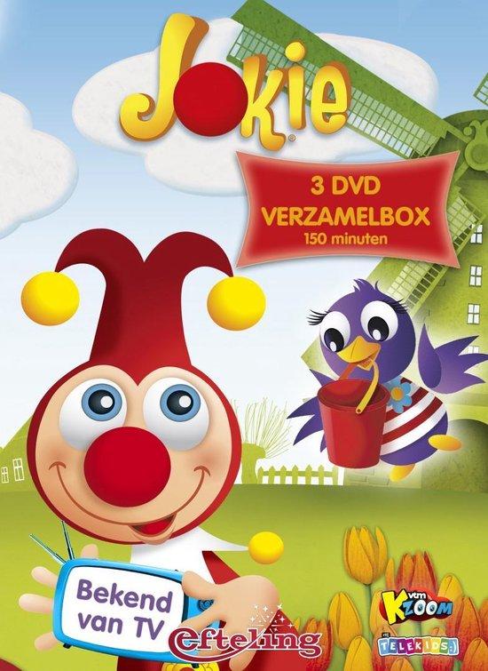 Jokie Boxset 1 t/m 3 - Animation