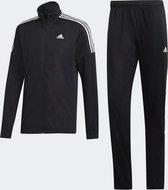 adidas Team Sports trainingspak heren zwart/wit